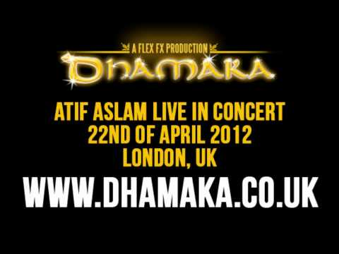 Atif Aslam - Old Songs Medley of Mohammad Rafi & Kishore Kumar at Live Concert 2012 - Dhamaka London