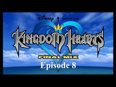 Kingdom Hearts 1.5 Remix Walkthrough Episode 8