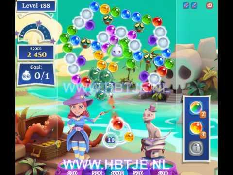 Bubble Witch Saga 2 level 188