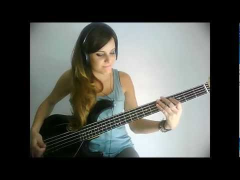 Bruno Mars - Locked Out Of Heaven [Bass Cover]