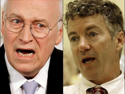 Rand Paul: Cheney Pushed Iraq War To Profit