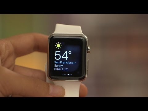 CNET How To - Use Glances on your Apple Watch