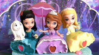 Sofia The First With Friends Set Disney Princess Amber