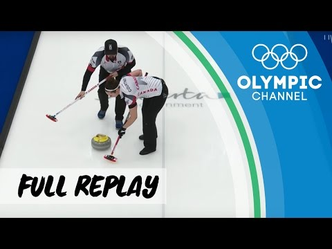 RE-LIVE   Finals - Curling World Mixed Doubles Championships 2017