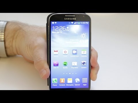 Samsung's New Galaxy S5: Better Camera, Bigger Screen