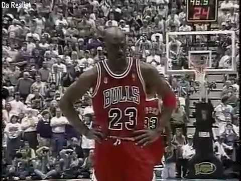 1997 NBA Finals Game 5- The Flu Game