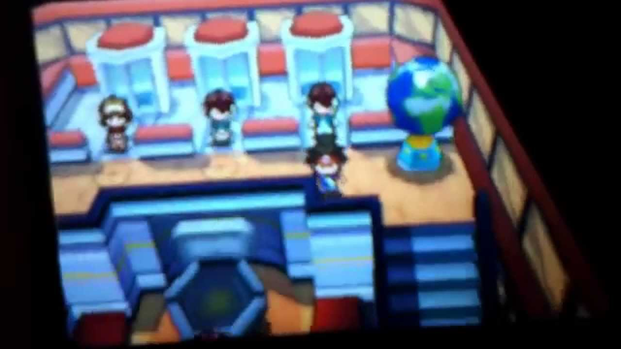 pokemon black 2 how to get pokerus easy