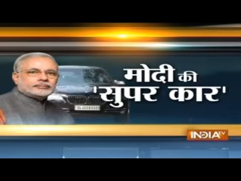 Know about PM Narendra Modi's new power car BMW-7 series