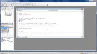 How To Search In Excel Via VBA Code