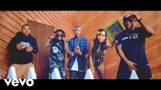 Young Money ft. Tyga, Nicki Minaj, Lil Wayne - Senile