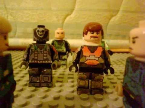 LEGO Halo Reach Movie - Part 3