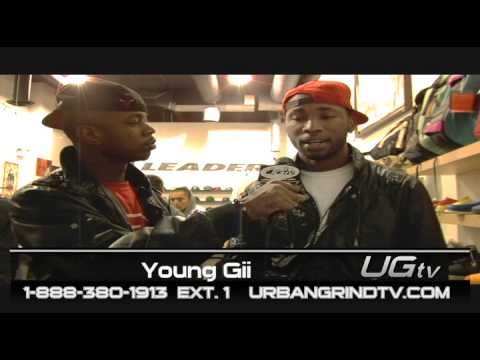 Urban Grind TV presents Lungz x Don Cannon Dreamkillaz Mixtape Release with Young Gii