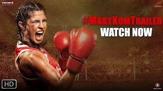 Mary Kom - Official Trailer  Priyanka Chopra in & as Mary Kom | 5th Sept
