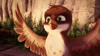 Letíme! - trailer na kino rozprávku