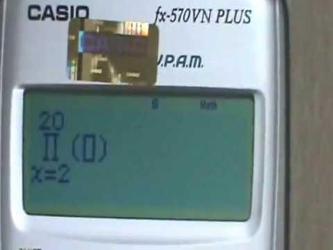 So sánh máy tính Casio fx 570VN PLUS và fx 570ES PLUS