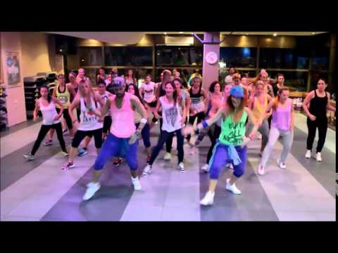 Dance Fitness with Nevena & Goran - Hit the Rai Floor by Big Ali feat Cheb Akill