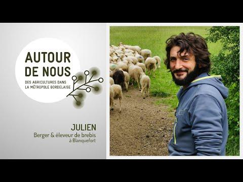 Autour de Nous - Épisode 7 - Julien – Berger éleveur de brebis basco-béarnaises à Blanquefort