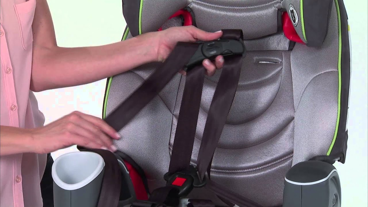 graco how to replace harness buckle on toddler car seats youtube. Black Bedroom Furniture Sets. Home Design Ideas