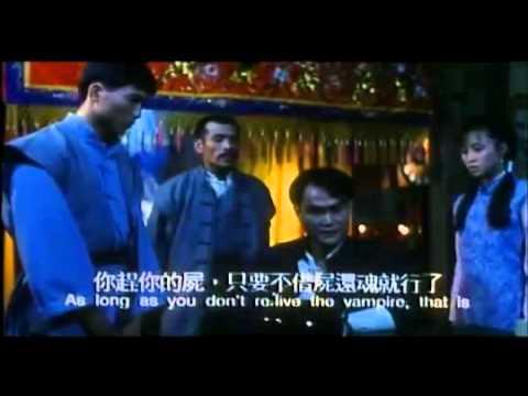 Phim ma cuong thi - Khu Ma Dao Truong - Exorcist Master 1993 phan 8