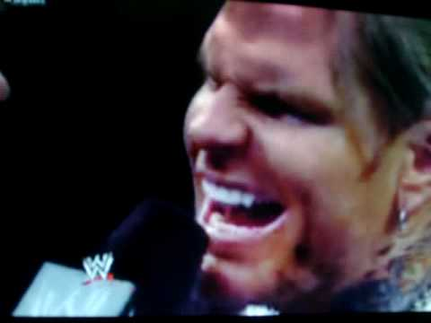 Jeff hardy vs matt hardy wrestlemania 25 promo