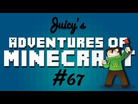 Adventures Of Minecraft #67 | Making Space And Breaking My Green House :(