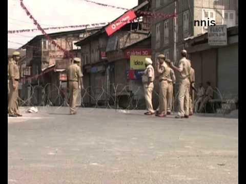Kashmir Strike By Separatists Disrupts Normal Life