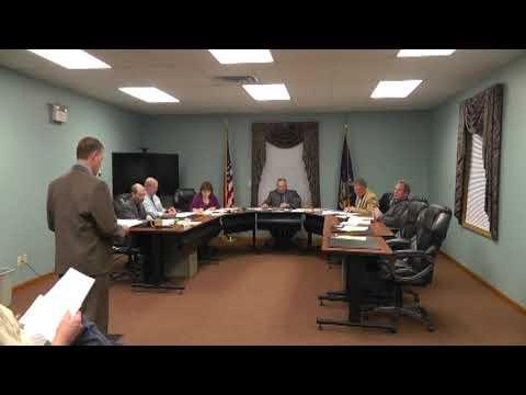 Champlain Town Board Meeting 1-14-14