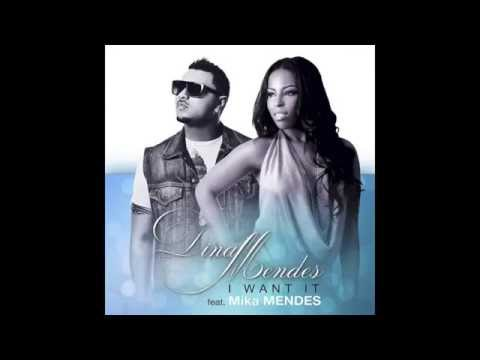 Dina Mendes feat Mika Mendes - I want it   (Kizomba 2013)