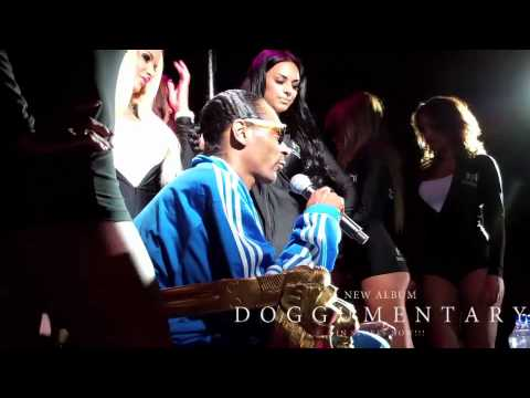 Snoop Dogg Tha Doggumentary Press Tour London UK