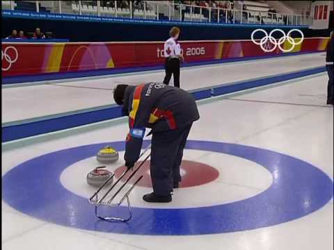 Women's Curling - Turin 2006 Winter Olympic Games