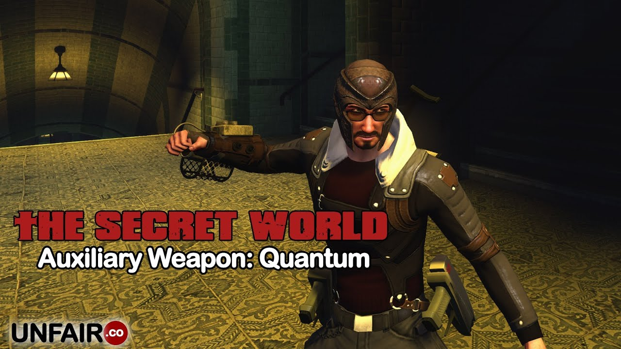 The secret world quantum yield