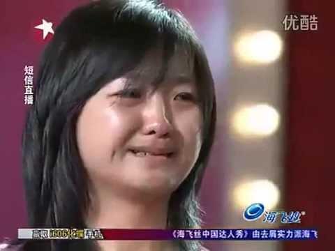 China's got talent năm 2011 chuyện tình cảm động nhất thế giới