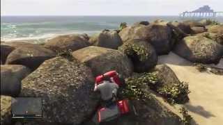 Grand Theft Auto 5 How To Get The RARE Utility ATV GTA V
