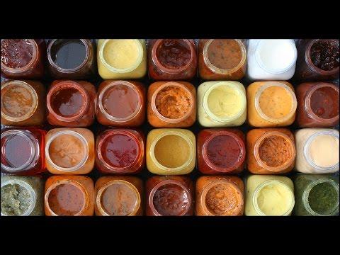 Cap for sauces