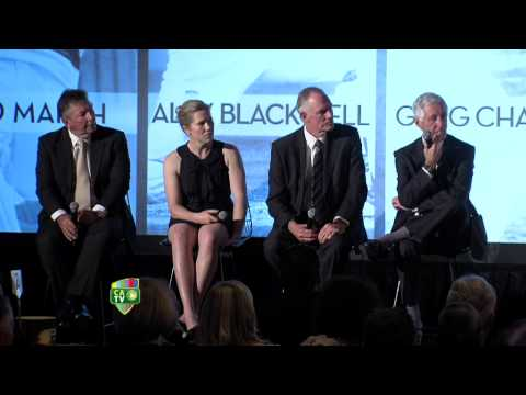 Bradman Oration panel discussion