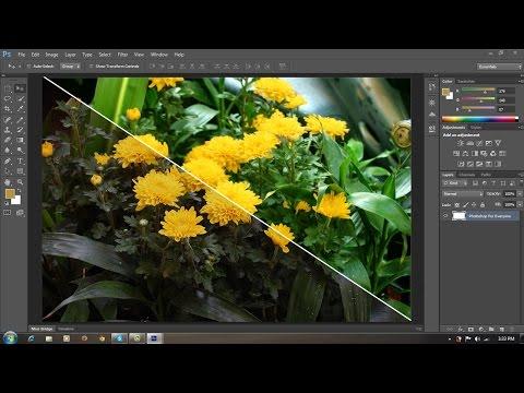 Photoshop CS6: Chỉnh sửa màu sắc hình ảnh bằng lệnh color balance