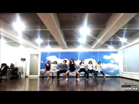 Stephanie - Dance / NaNaNa (dance practice) mirrorDV