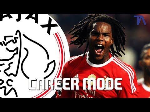 Fifa 19 Ajax Career Mode - #17 Simuleer ik TEVEEL?