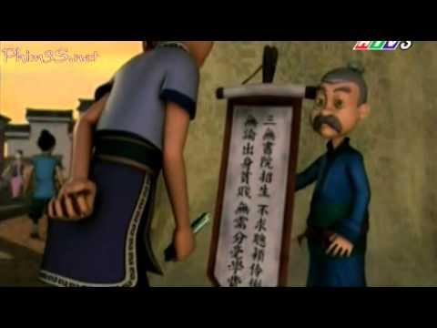 [Phim Hot 2013] Tiểu Bao Thanh Thiên HTV3 - Tập 04 - Tieu Bao Thanh Thien Ep 04