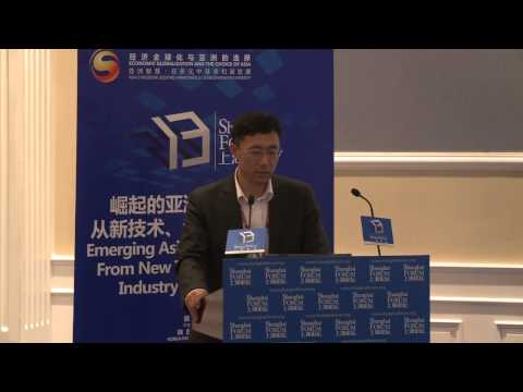 [2013 Shanghai Forum] REN Dongming