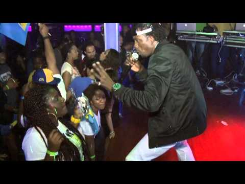 CAHFT TV Presents Carib Scene - MONGSTAR!  Saint Lucia's 35th Anniversary of Independence