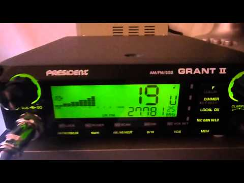 President Grant 2 Version 2 CB radio
