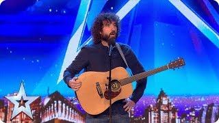 Laugh along with Micky's 'ABSOLUTELY AMAZING' song! | Auditions | BGT 2018