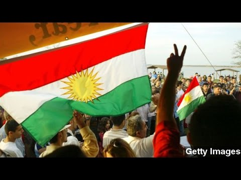 Kurds Move Toward Independence In Northern Iraq