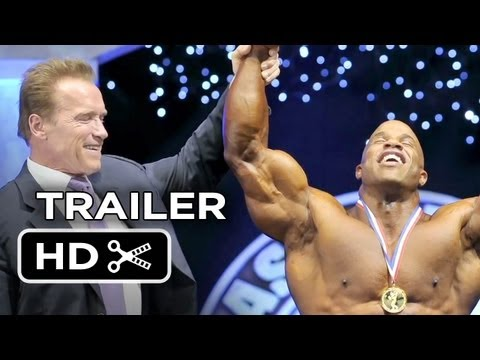 Generation Iron Official Trailer #1 (2013) - Mr. Olympia Bodybuilding Documentary HD