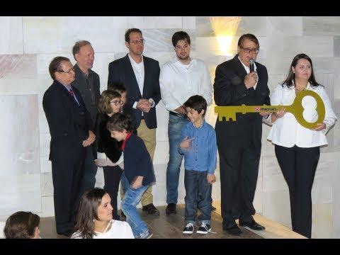 Menin e Grupo dos Fiscais entregam Edifício Marselha