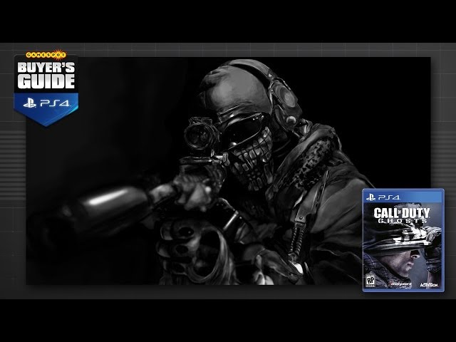 GameSpot's Buyer's Guide - Call of Duty Ghosts
