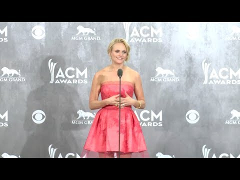 Miranda Lambert credits her husband Blake Shelton for her sense of humor