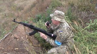На Харківщині пройшли навчання бійців тероборони