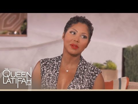 Toni Braxton Talks Dating on The Queen Latifah Show
